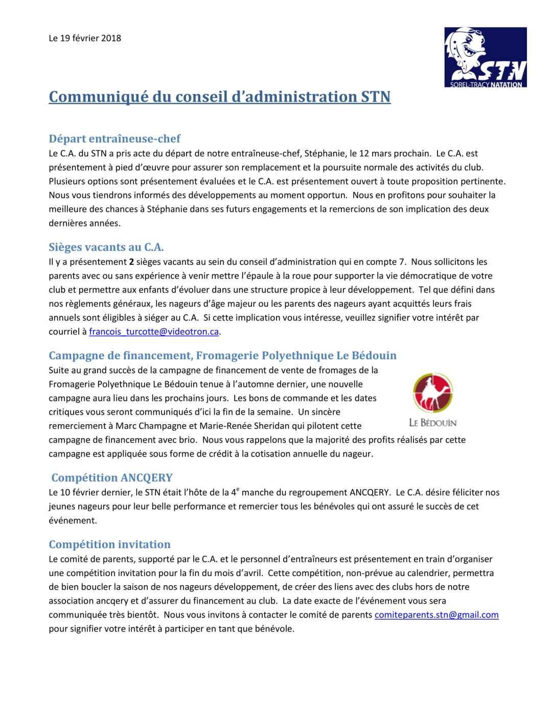 20180219 Communiqué STN-1
